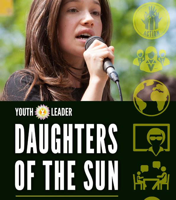 Join our epic book project : Daughters of the Sun