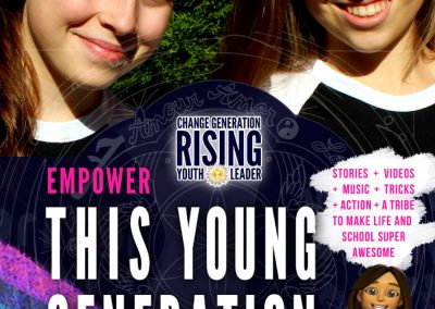 THIS YOUNG GENERATION - cover