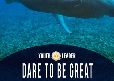 YL BEDTIME STORIES - DARE TO BE GREAT-cover