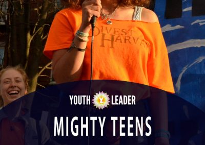 YL MIGHTY TEENS cover