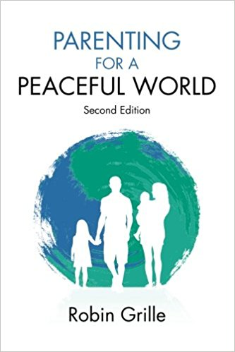 parenting for a peaceful world robin grille cover2